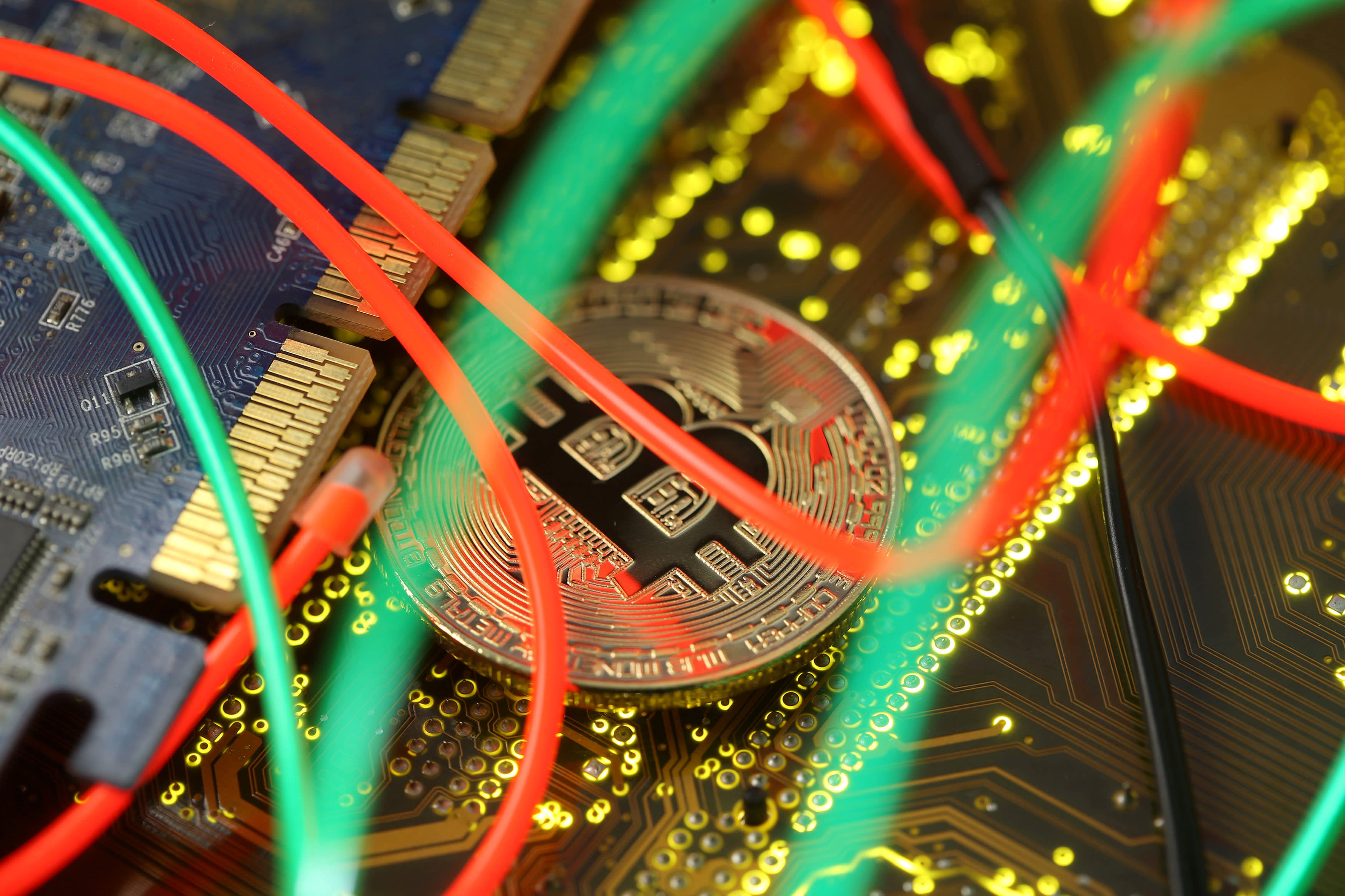 Investors feel they 'missed the boat' on cryptocurrency
