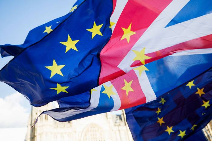 Investments slow amid Brexit