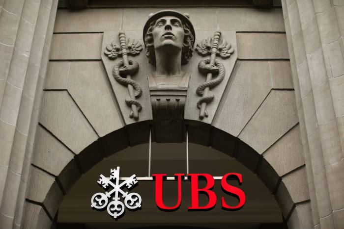 UBS robo-adviser was growing 'as expected'