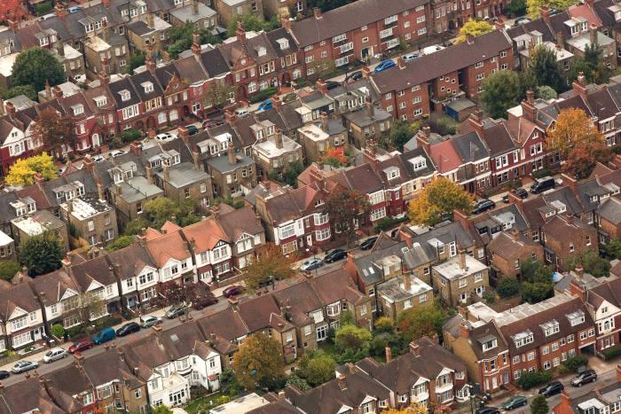 House price growth flatlines