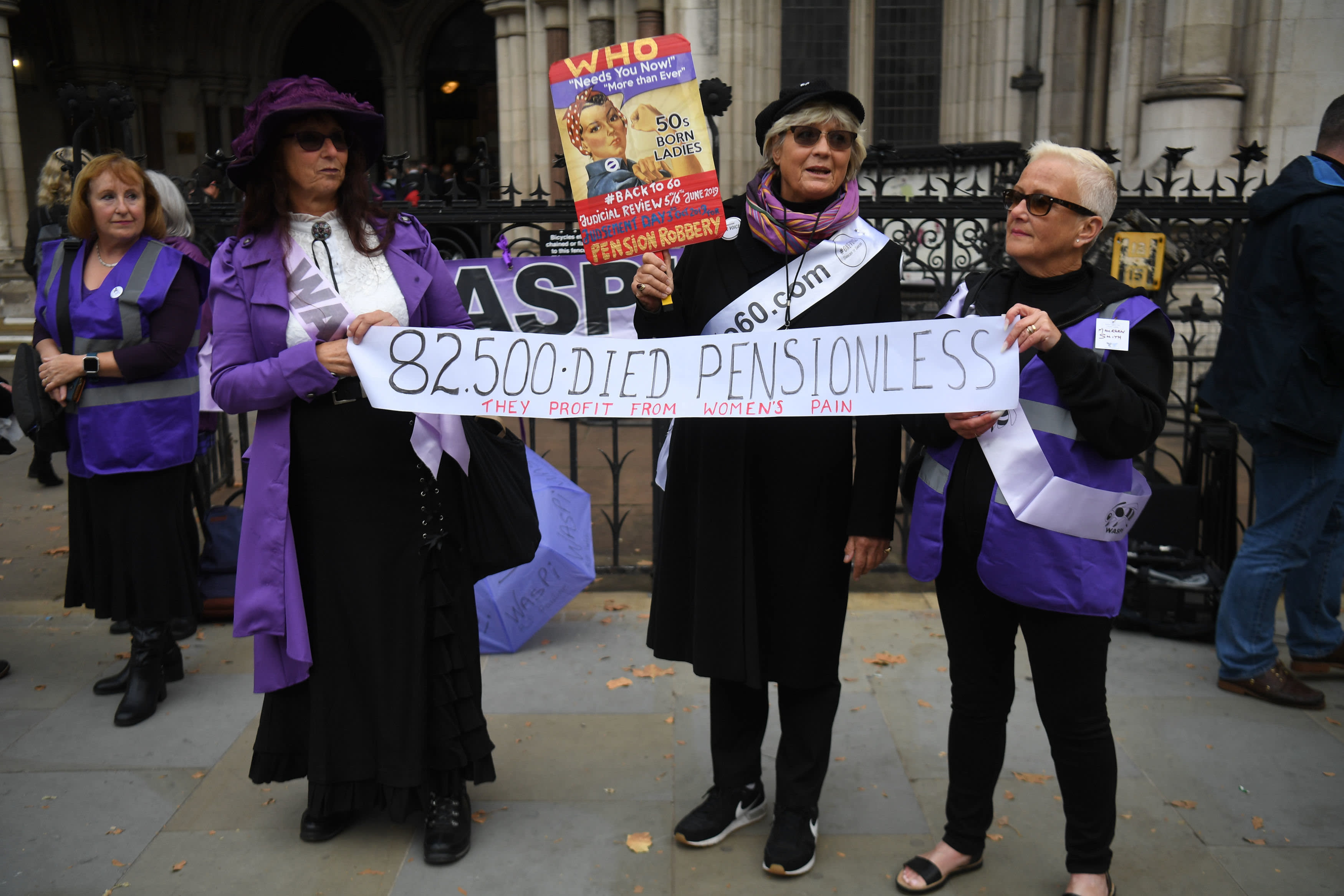 Waspi women 'frustrated' at ombudsman delays