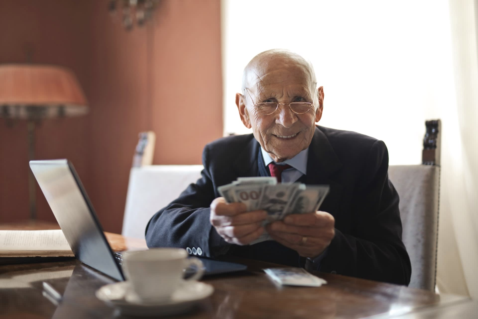 Half of all retirees do no financial planning