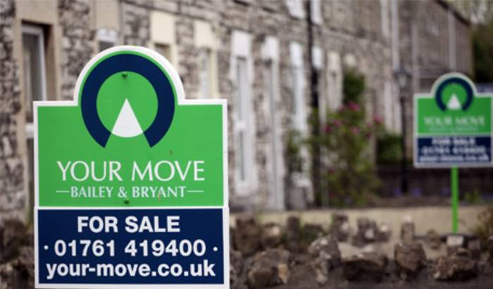 House price growth picks up slightly