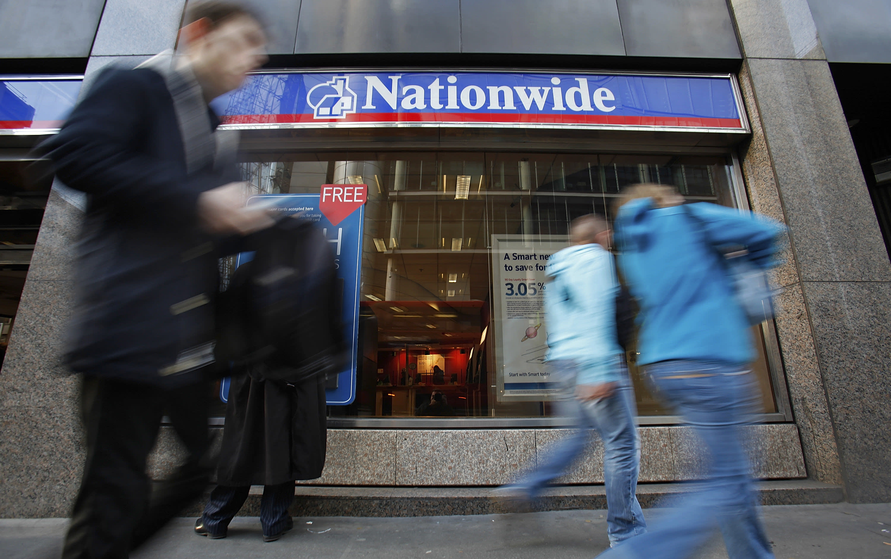 Nationwide axes trackers after base rate cut
