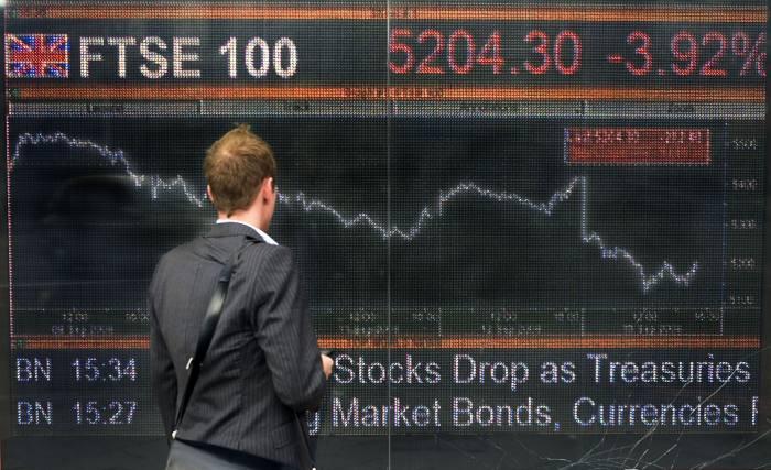 Economy shrinks 5.8% in March