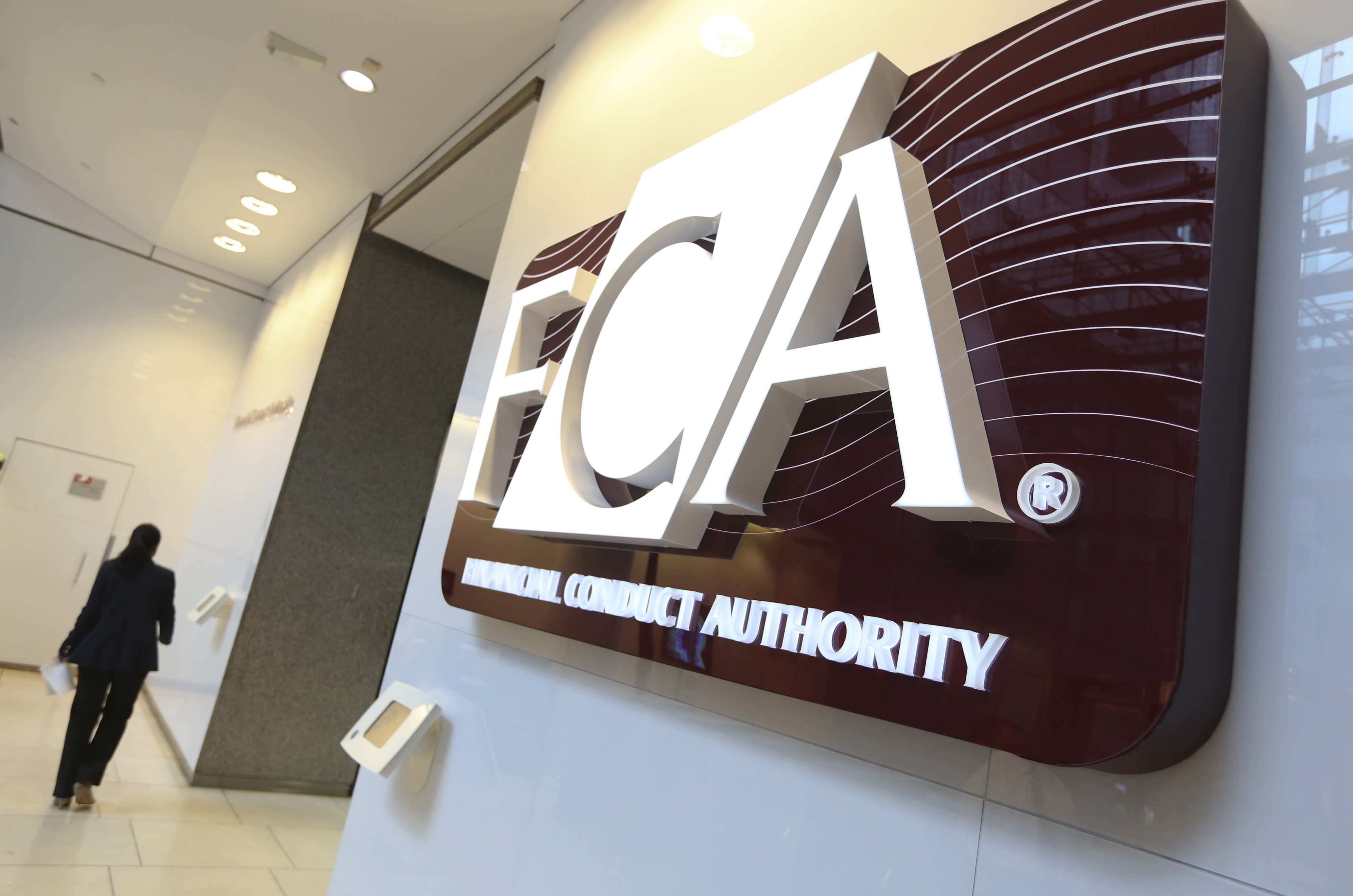 Newton sacks employee over FCA share rigging probe