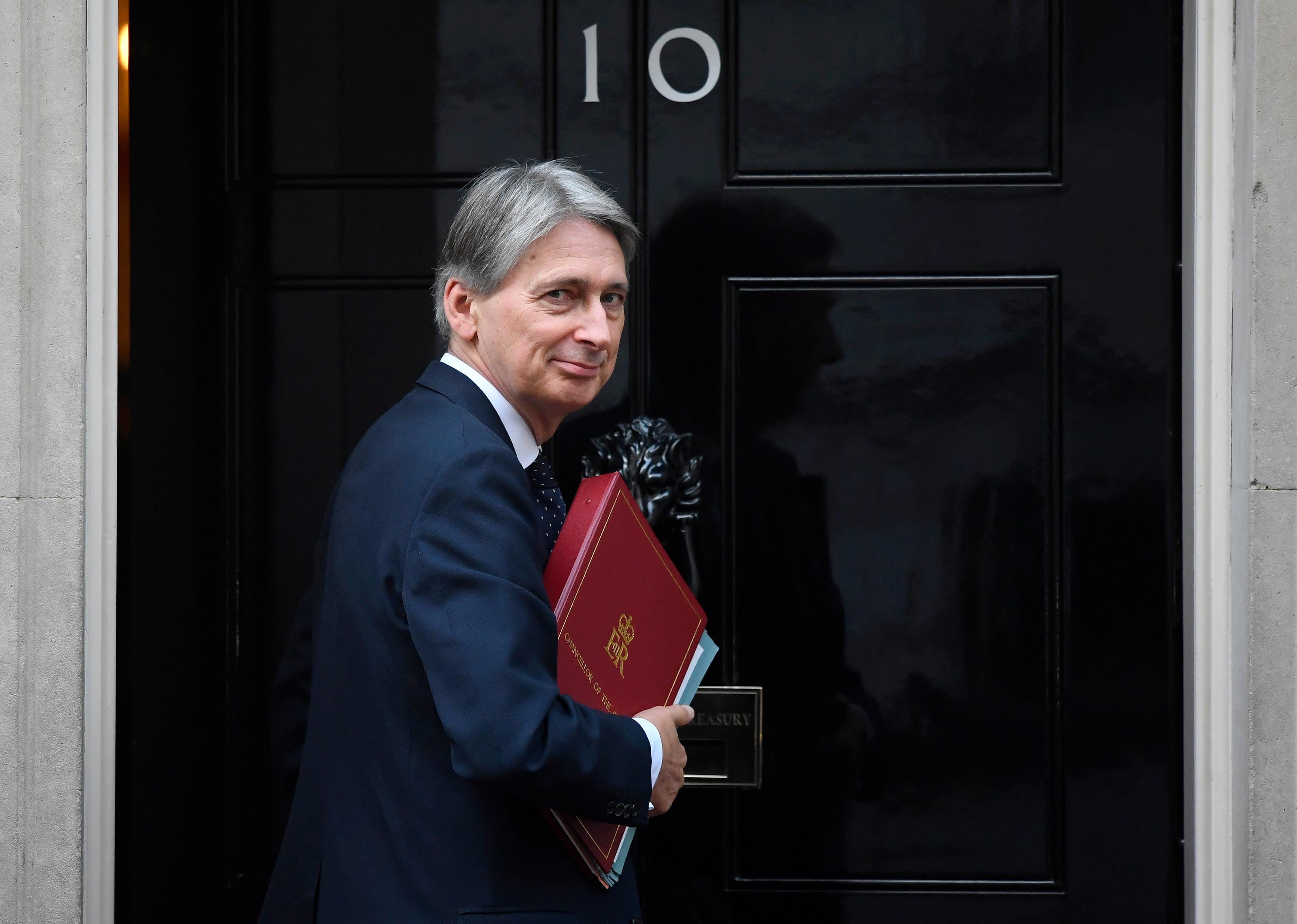 Hammond's no-deal cash 'won't go far enough'