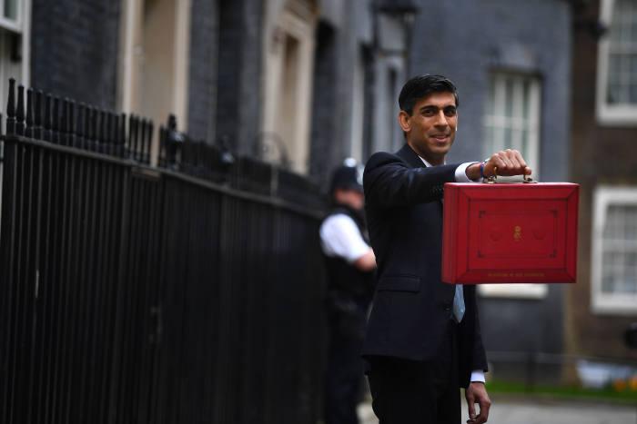 Budget 2020: Sunak slashes entrepreneurs' relief