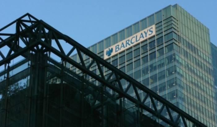 Barclays banker insists sex joke shows he is innocent