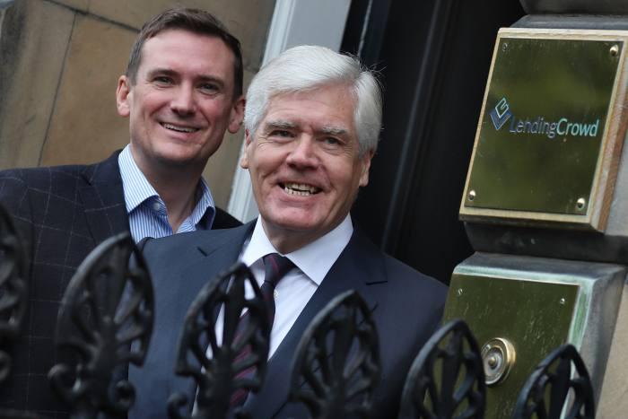 Former SL chief exec joins Scottish fintech lender