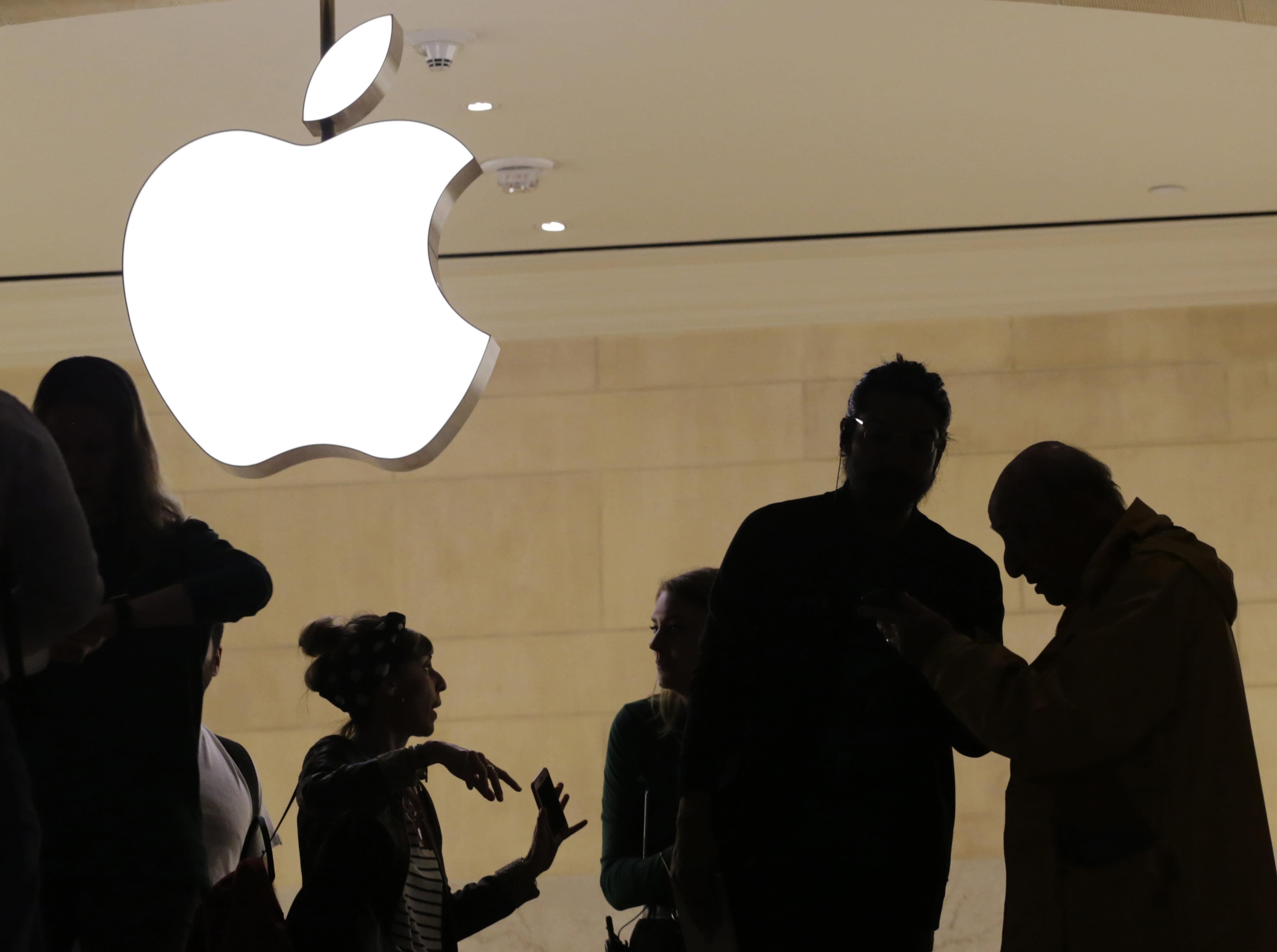 Tech trusts bitten by Apple share price fall
