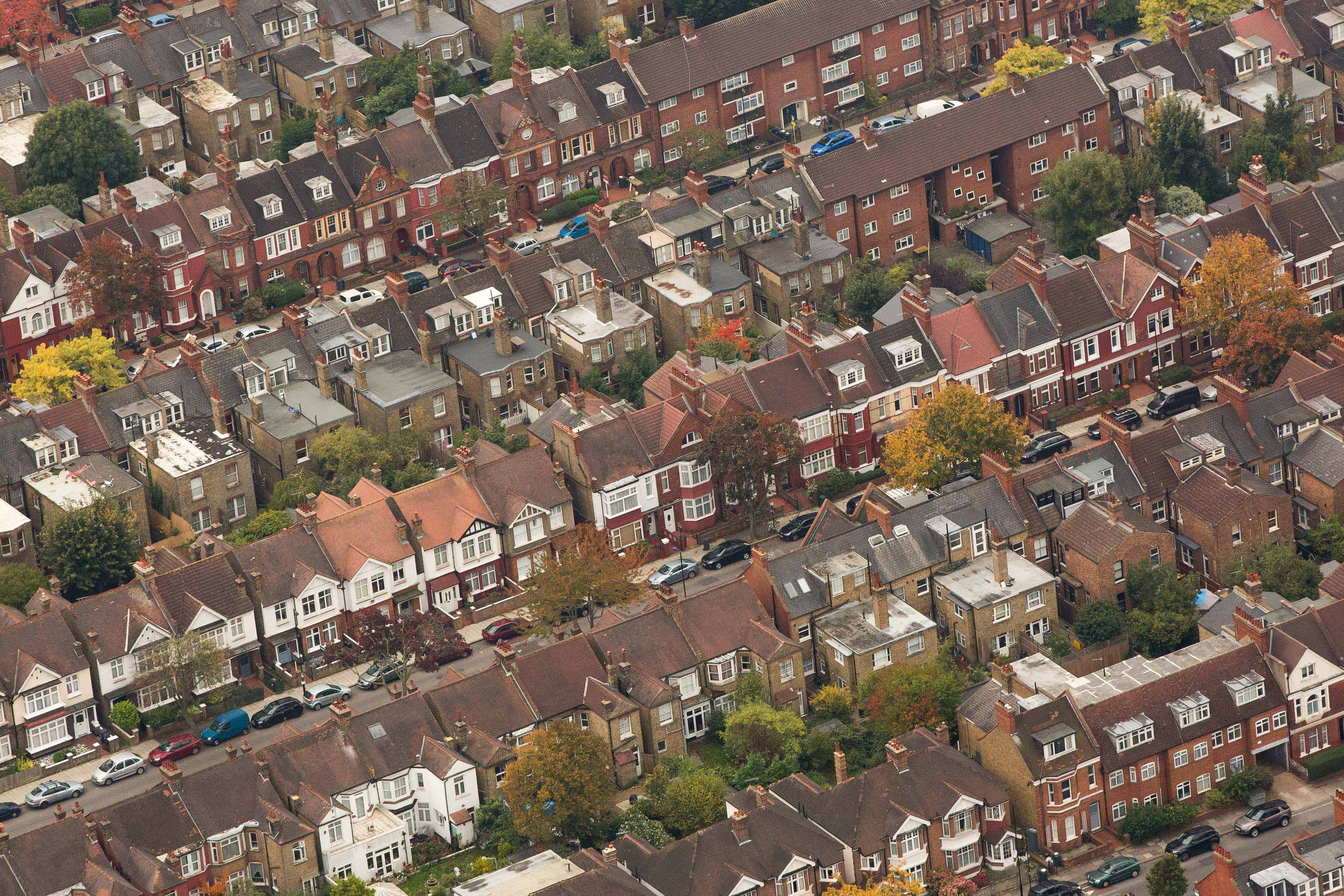 Property transactions down a third in April