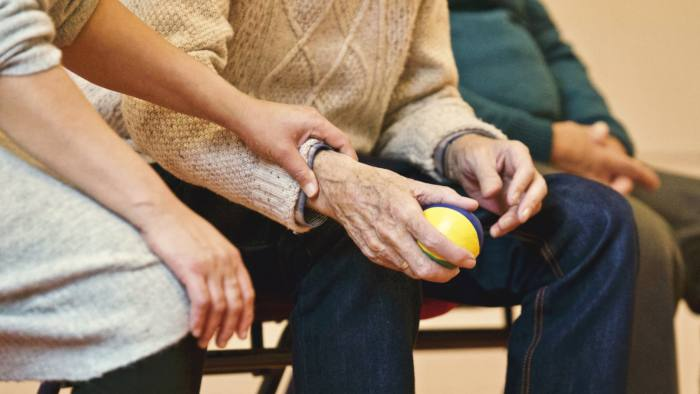 MPs call for social care tax for over-40s