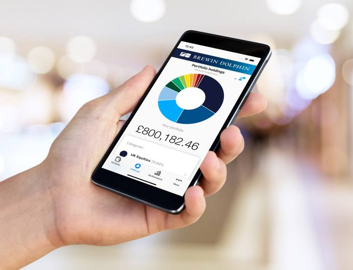 Brewin Dolphin launches client app