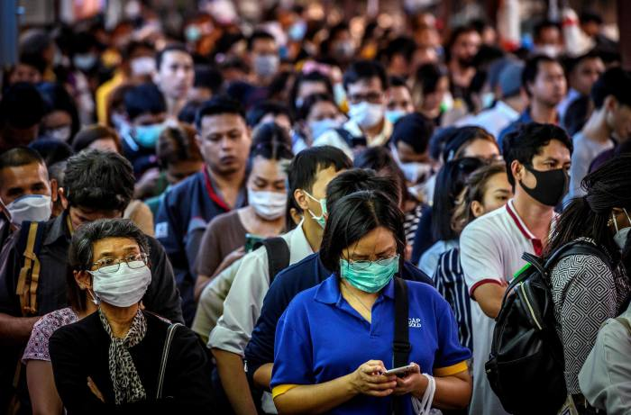 How markets have responded to the coronavirus