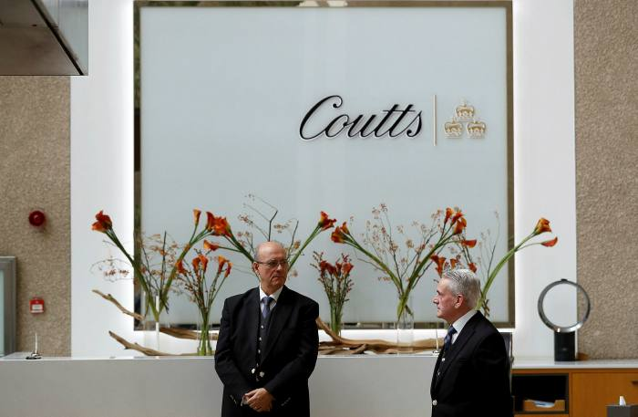 Tech push cuts Coutts advice fees