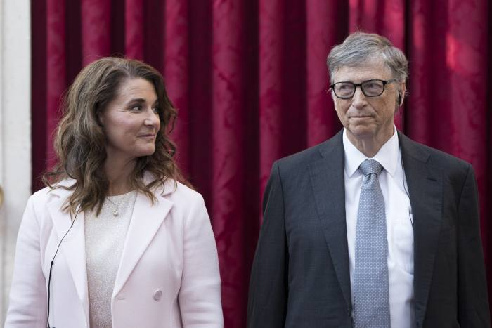 Getting a separation agreement like Bill and Melinda Gates