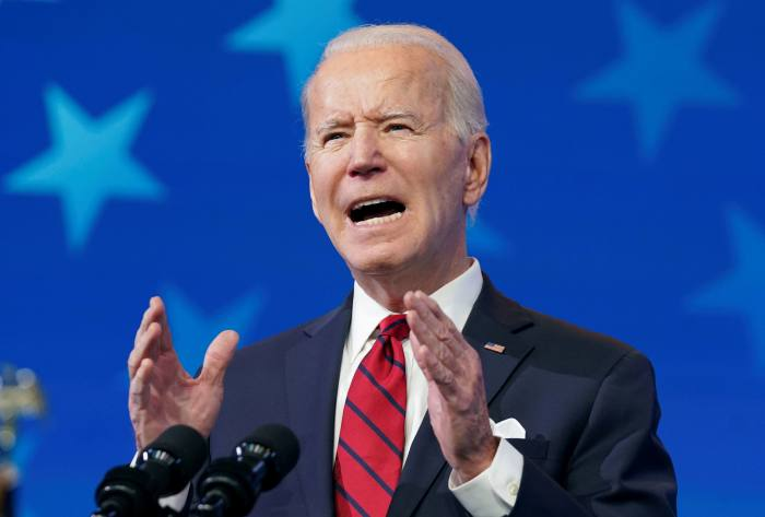 Biden will tackle some big issues in the US