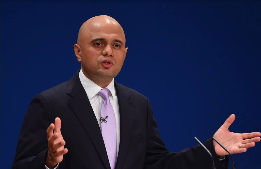 Javid becomes chancellor as Rudd remains in place
