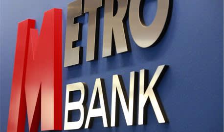 Metro Bank eyes sale of mortgage book