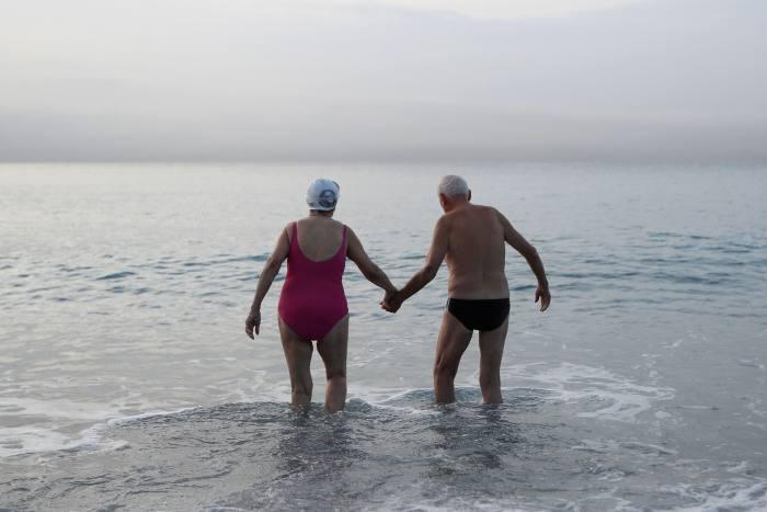 Women aged 50 have half pension savings of men