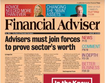Read it now: Unity needed among advisers & property funds at risk