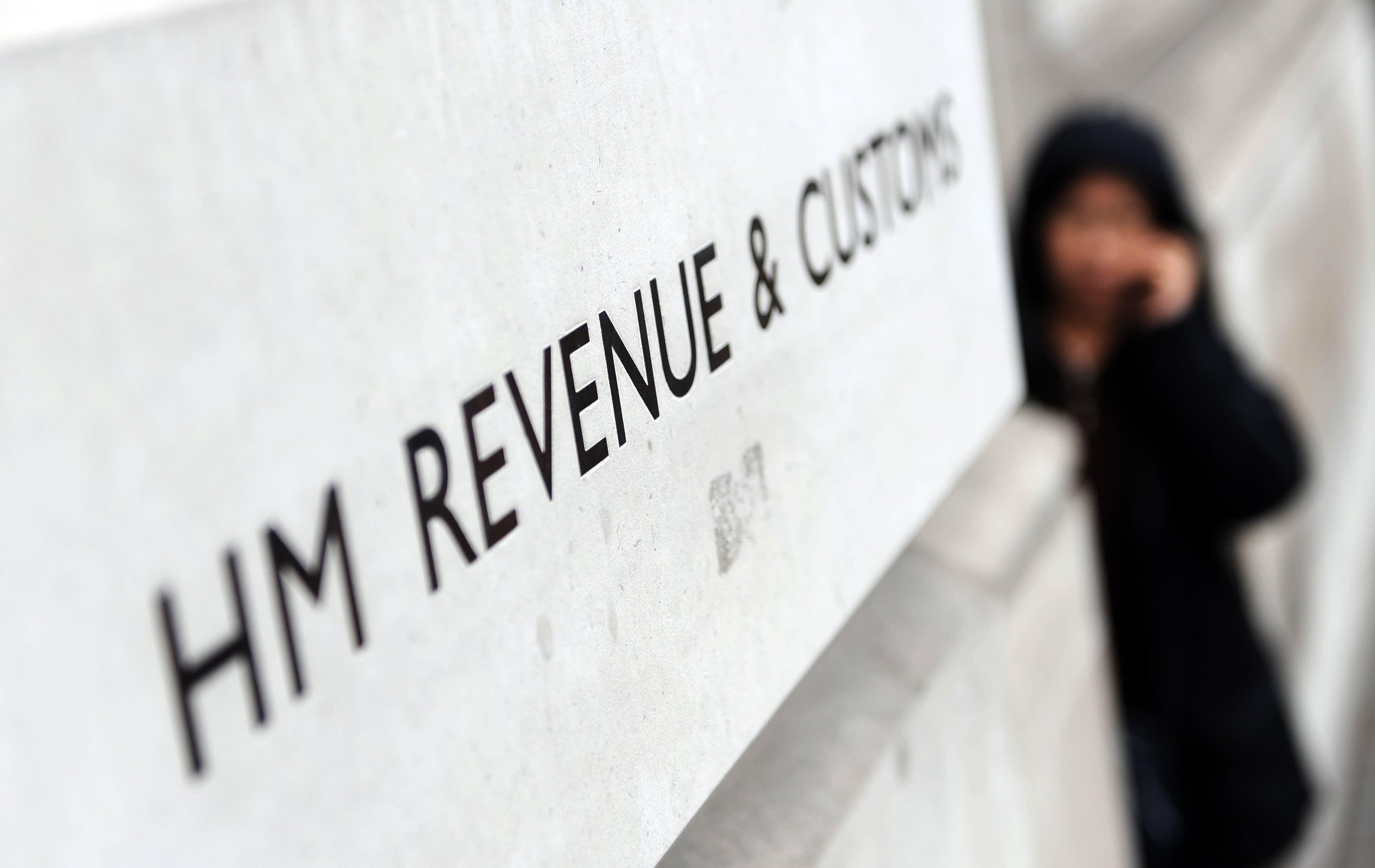TV presenter wins case against taxman