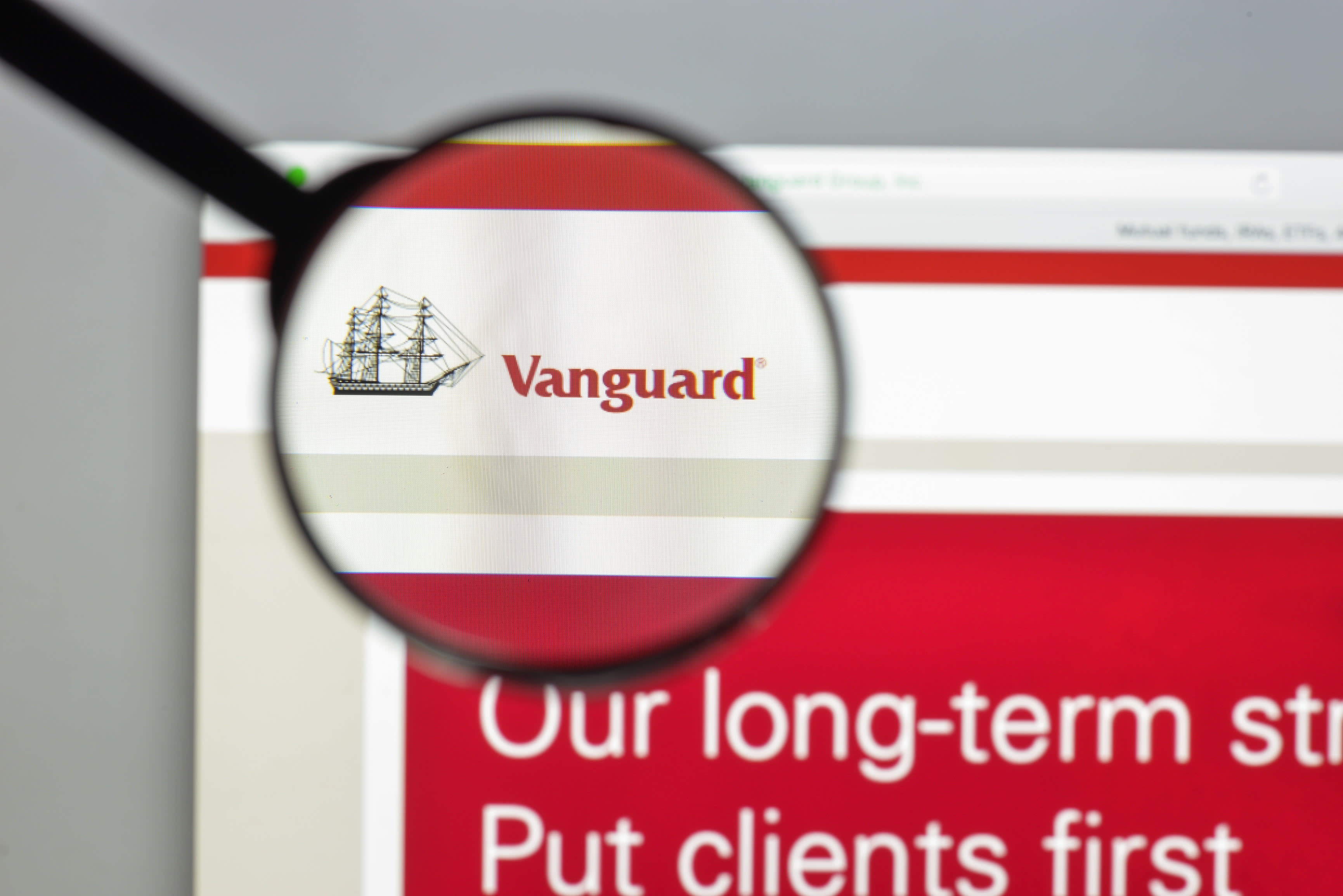 Vanguard launches advice service with 0.79% 'all-in' fee