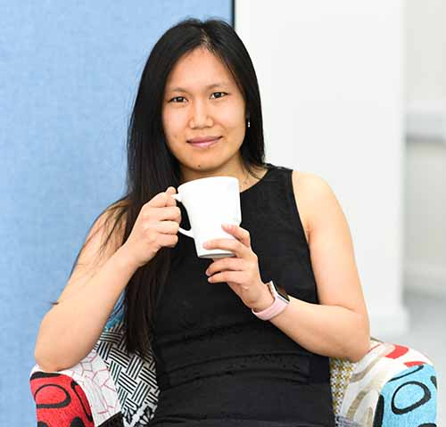 Diary of an Adviser: Kelly Xue