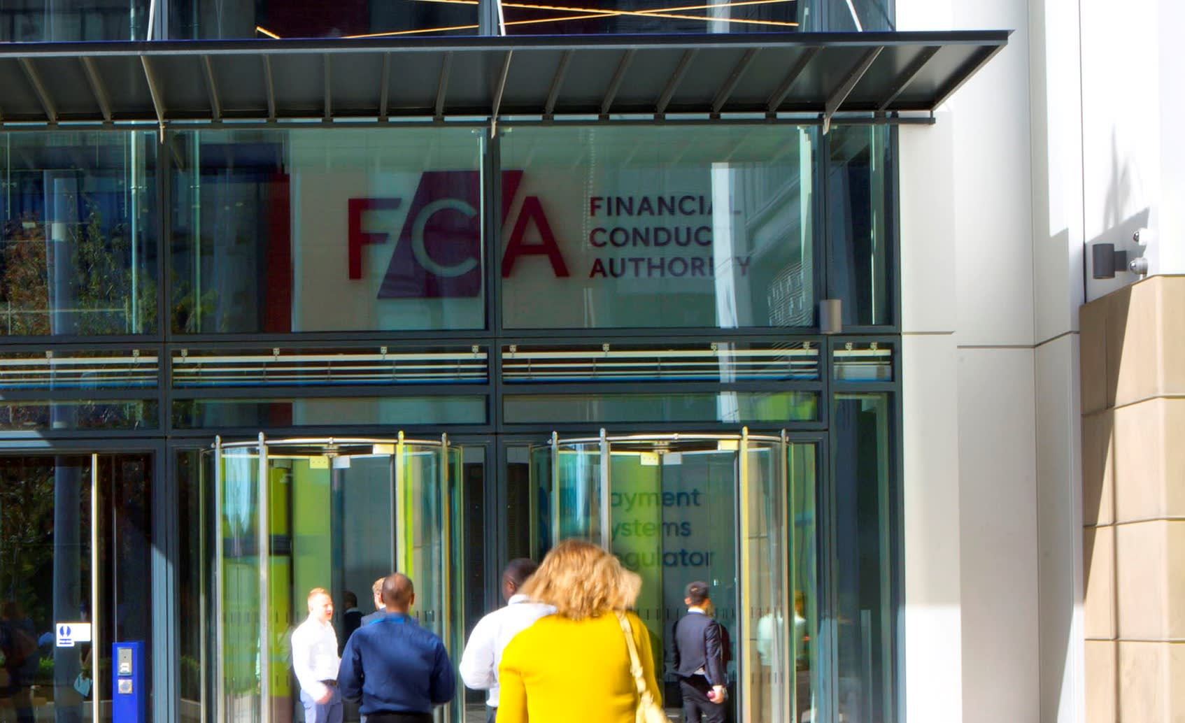 Intermediaries 'failing to share data with fund firms': FCA