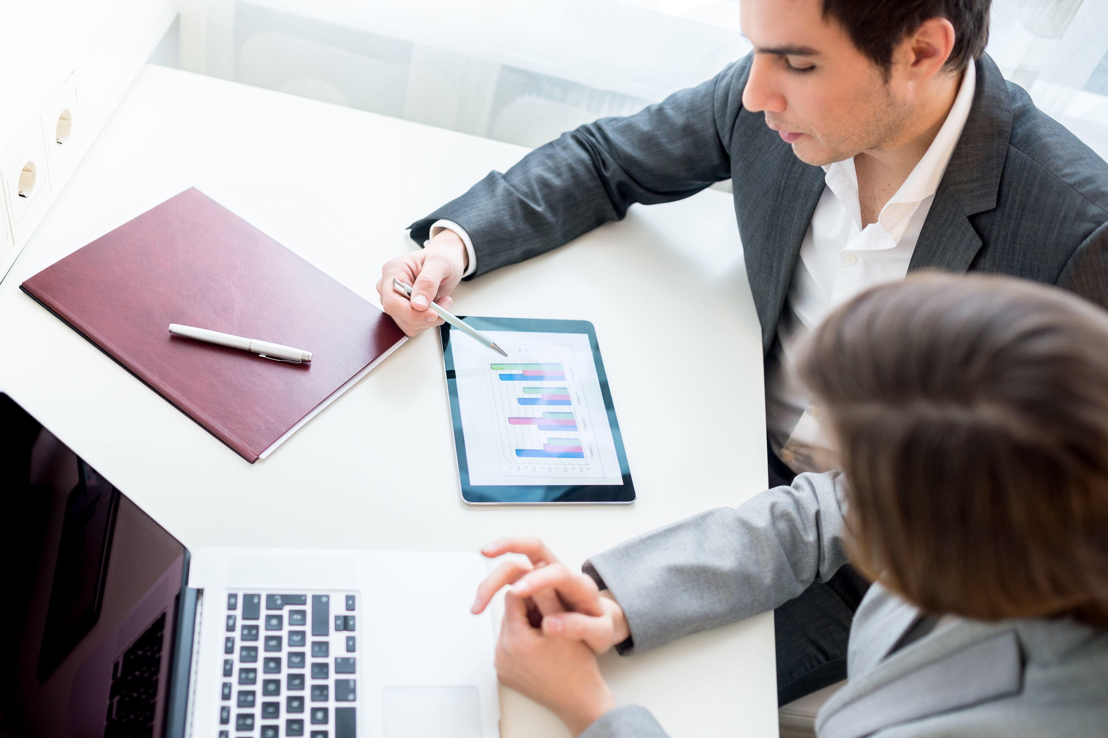 Managing clients' downside risk