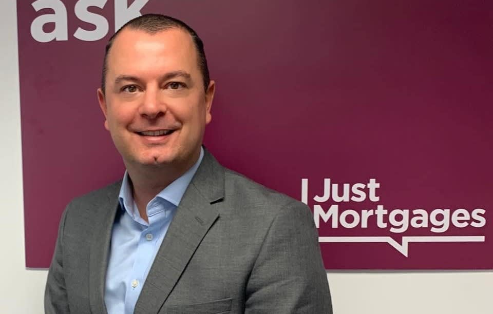 Just appoints MD for mortgages and protection