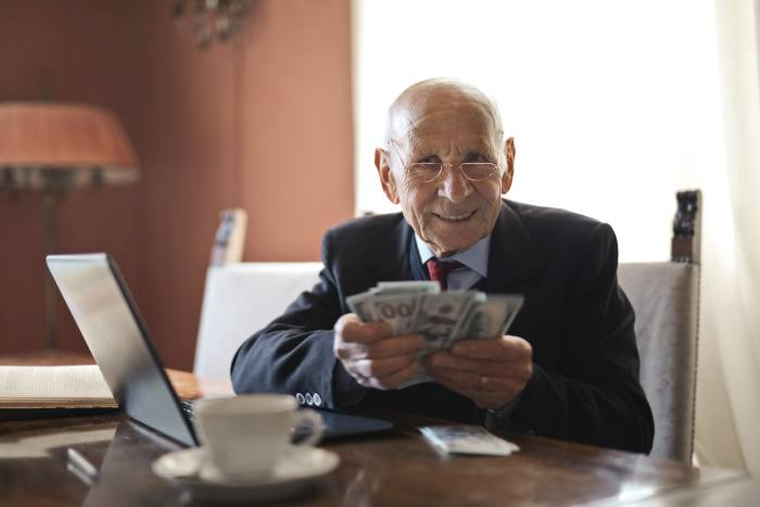 How pensioners can get £30k tax-free a year