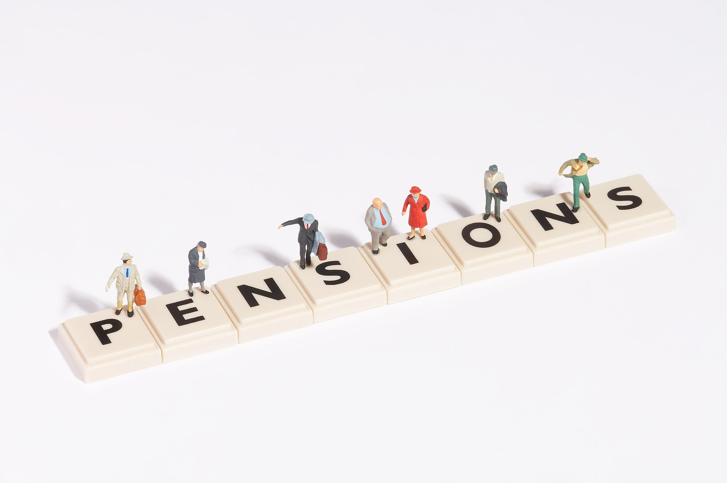 Industry welcomes govt's commitment on pensions
