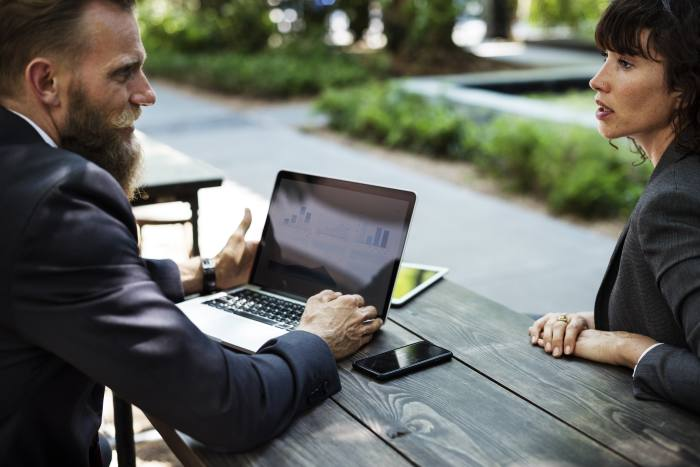 How advisers approach the 'death conversation'
