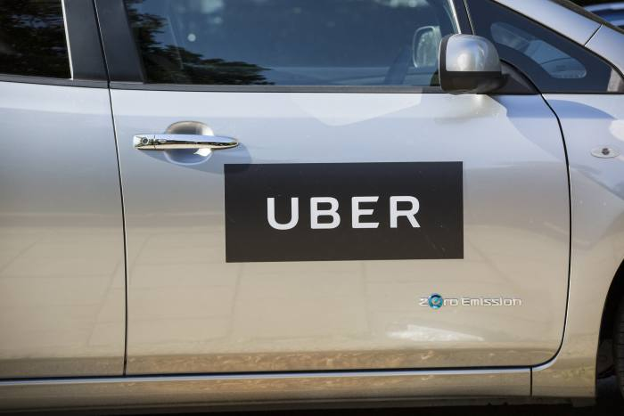 Uber drivers entitled to workers' rights