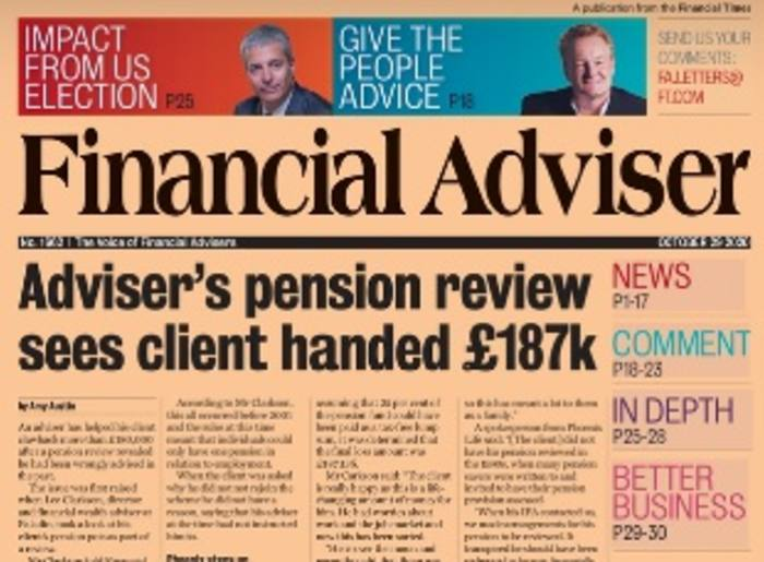 Read it now: £187k redress for client & property funds at risk