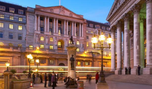 Bank says UK growth has fallen to zero