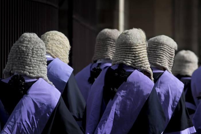 Judges and firefighters win pensions court case