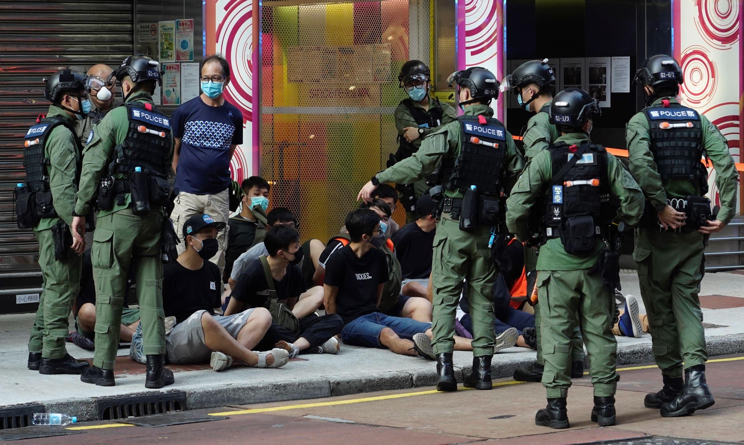 Hong Kong: a market divided