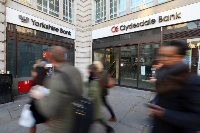 Clydesdale and Yorkshire extend mortgage sale