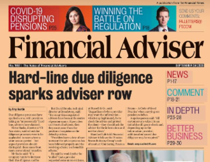 Read it now: Row over due diligence escalates