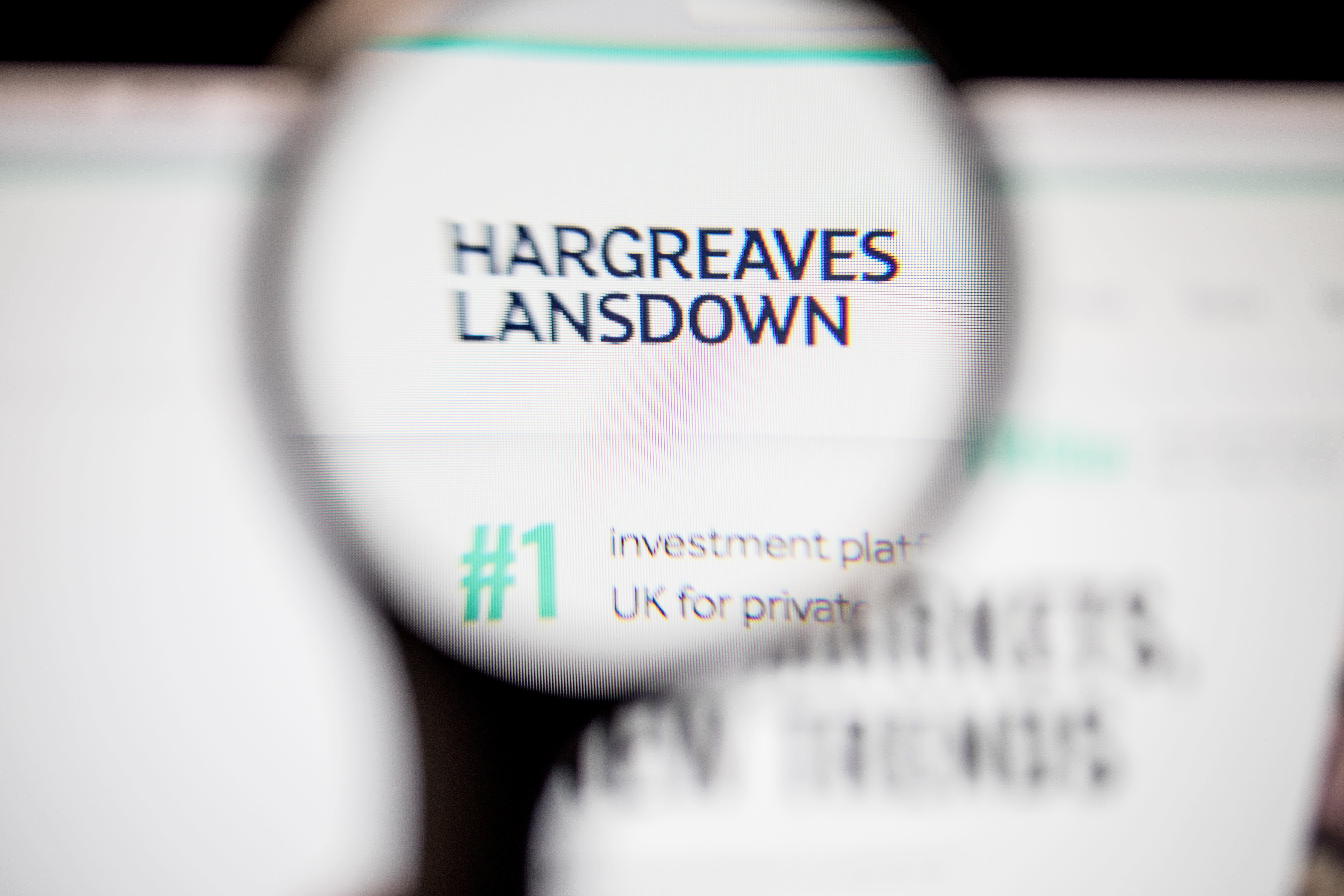 Hargreaves Lansdown adds £4.6bn of new business