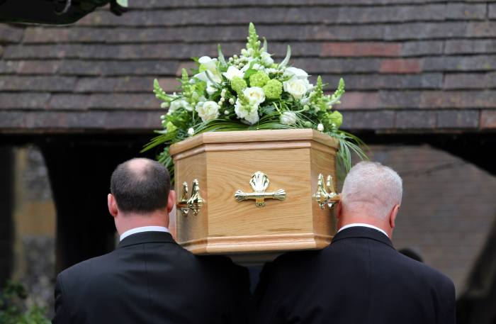 Couples urged to prepare for 'financial shock' of bereavement