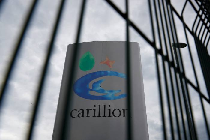 Carillion collapse sends pension schemes to lifeboat