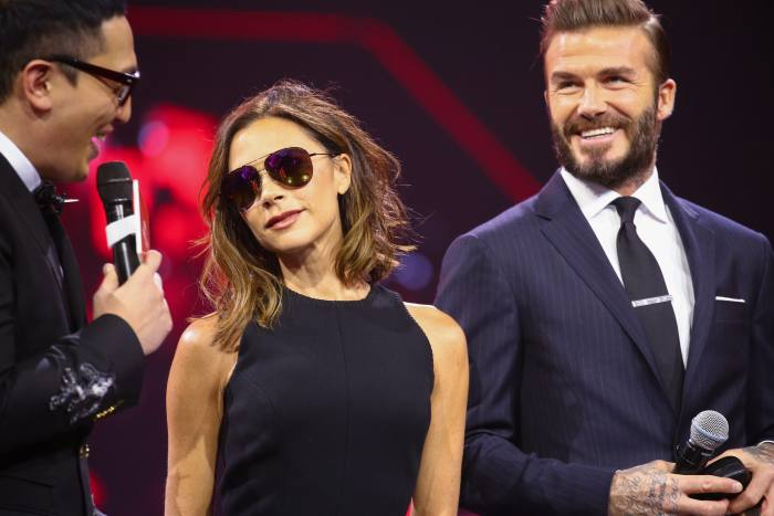 Beckham's ex brother-in-law accused of conning investors