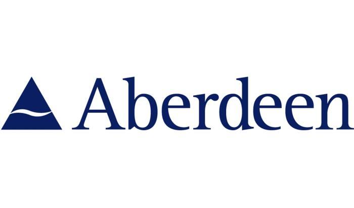 Aberdeen tops FTSE following sale report