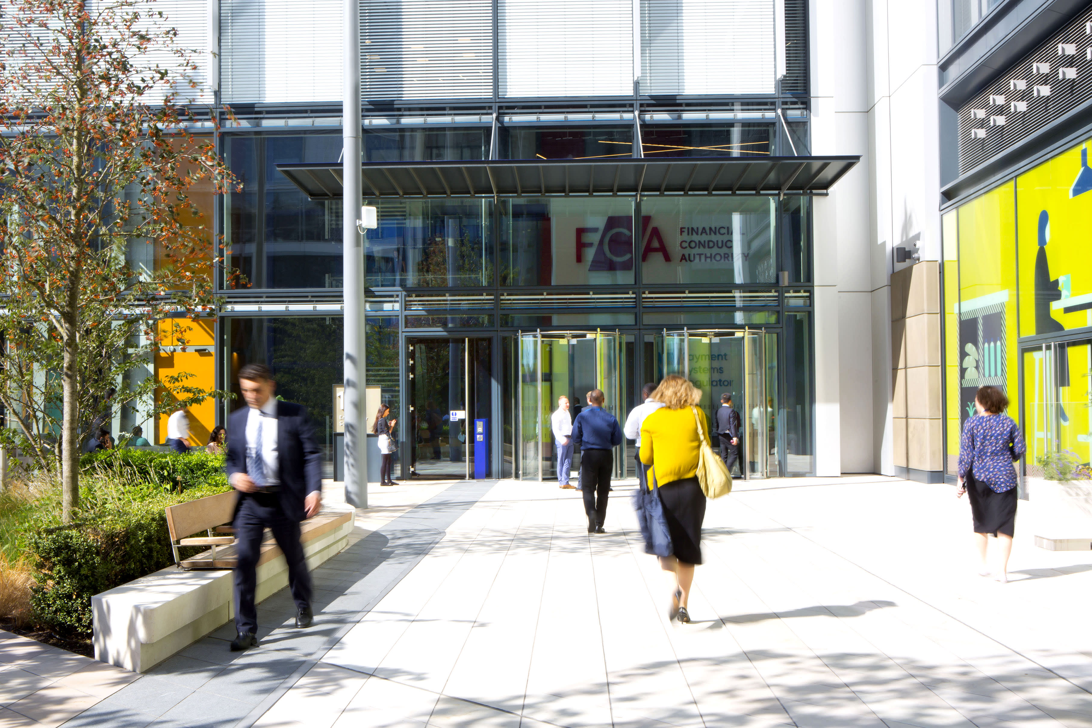 FCA fines drop to four this year in record low
