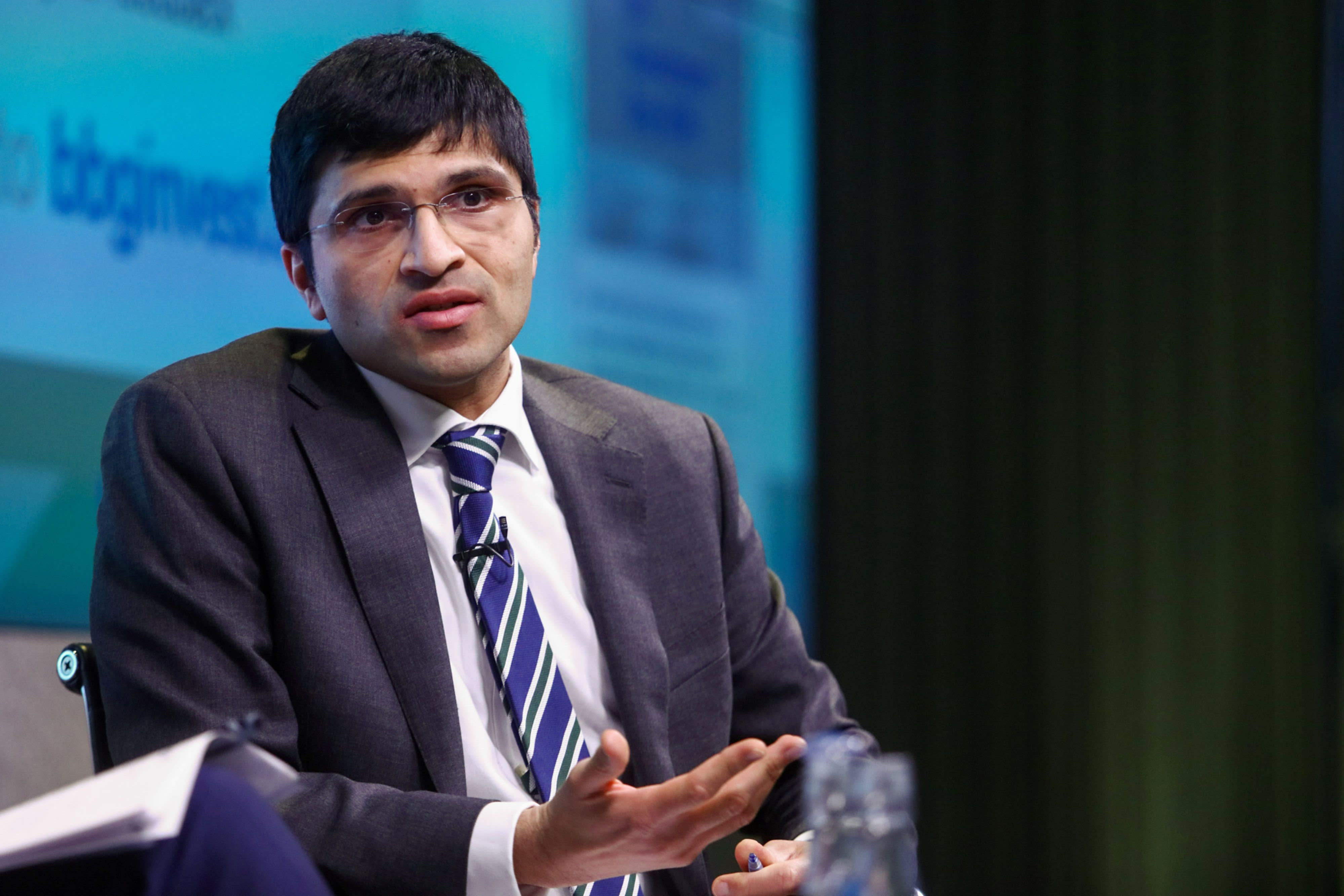 Who is Nikhil Rathi, the next FCA chief executive?