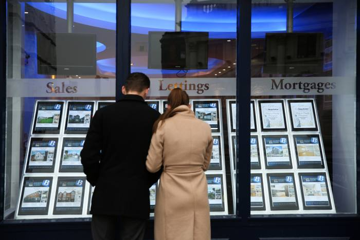 January spike in first-time buyer applications